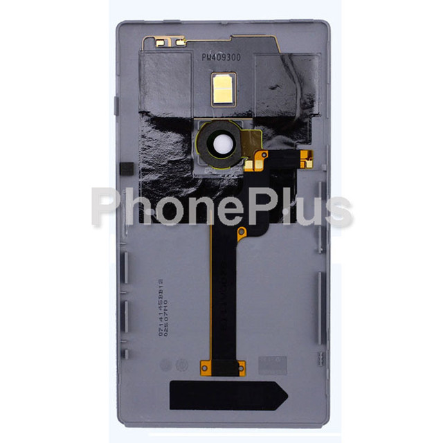 Rear Housing Back Cover Frame Battery Door Bezel With Fitting Repair Replacement Part For Nokia Lumia 925