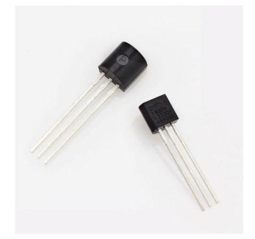 5 PCS DS18B20 18B20 TO-92 1 Wire Digital Temperature Sensor IC