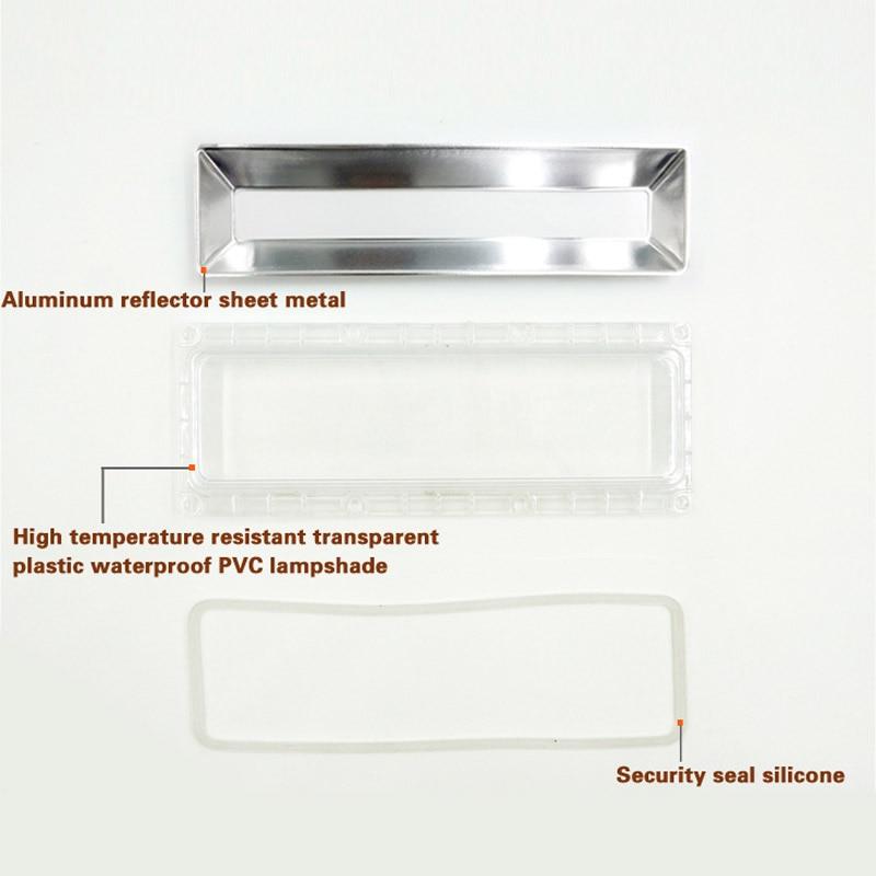 1Set COB жарық диоды бар шамдар + линза - Жарықтандыру керек-жарақтары - фото 3