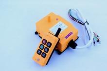 New ArrivaIs crane industriaI remote controI HS-6 wireIess transmitter push button switch China