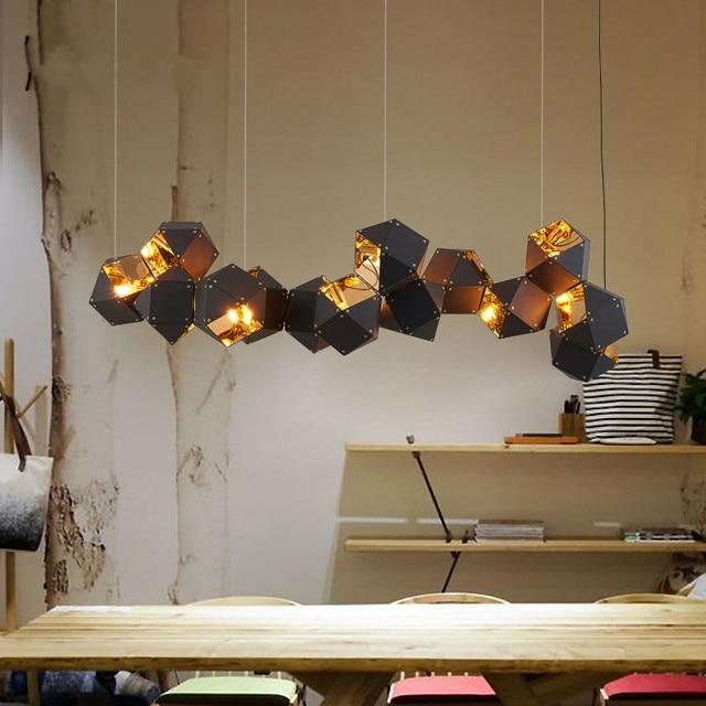 Modern welles pendant lamp suspension simple hanging light for Simple suspension hanging