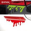Moto coche pegatinas Reflectantes personalidad divertida talla coches eléctricos populares graffitis personalizado pegatinas vmax, c