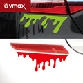 Motorcycle Reflective car stickers funny personality carving electric cars popular graffiti custom stickers vmax ,c
