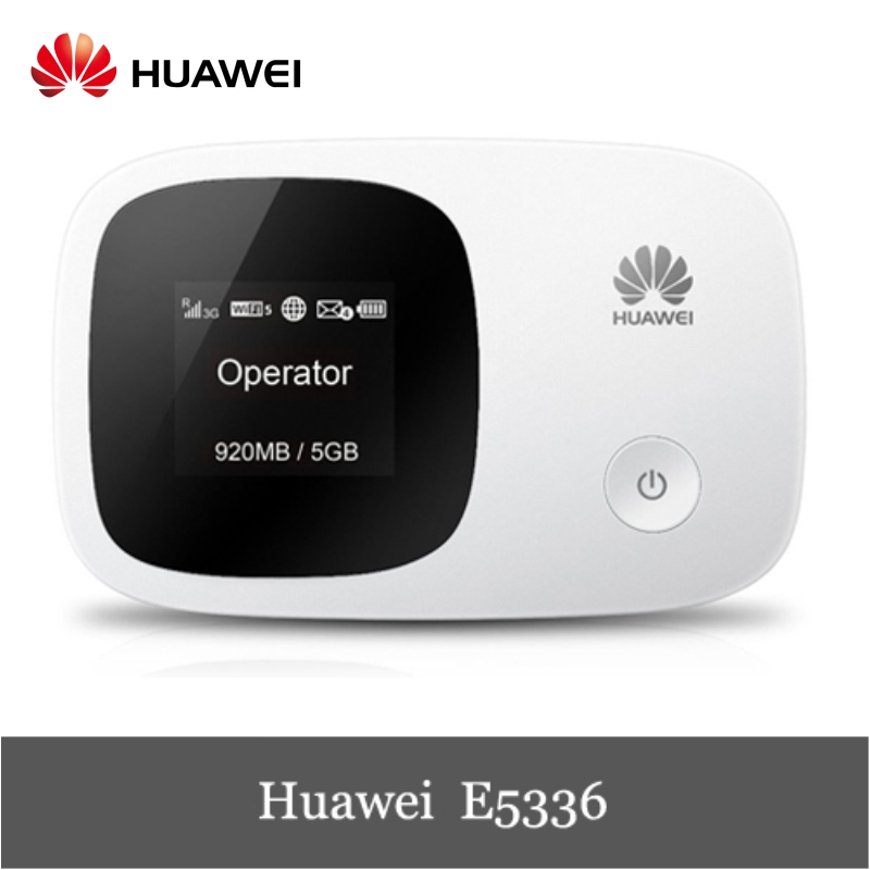 Unlocked Huawei E5336 21.6Mbps 3G HSPA+ GSM SIM Card Wireless Router Mini Pocket Mobile Wifi Hotspot PK E5331 E5220 MF65M 100pcs lot new stm8s003f3p6 8s003f3p6 tssop 20 16 mhz 8 bit mcu 8 kbytes flash 128 bytes data eeprom 10 bit adc ic
