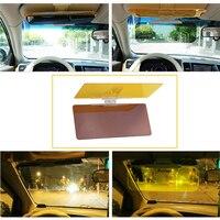1pc Car Sun Visor Goggles For Driver Day And Night Anti Dazzle Mirror Anti Glare Goggle