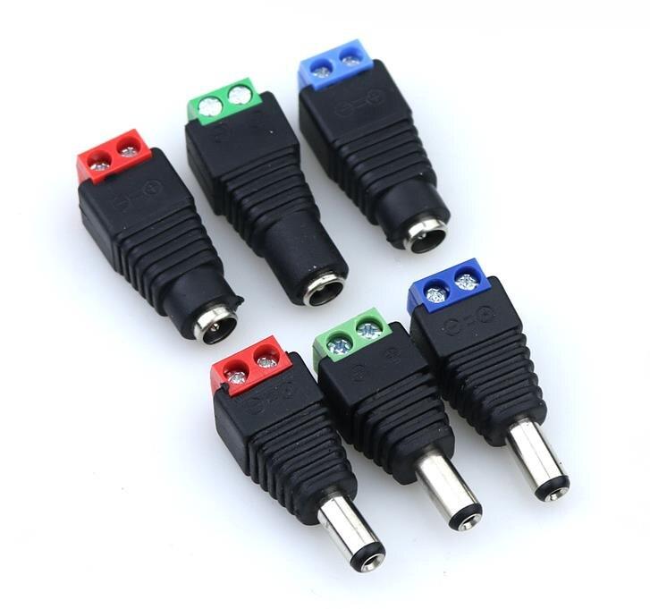 Interconnect Solar PV câbles 4 mm² avec connecteurs MC4 à la fois mâle-femelle 1 m 2 m