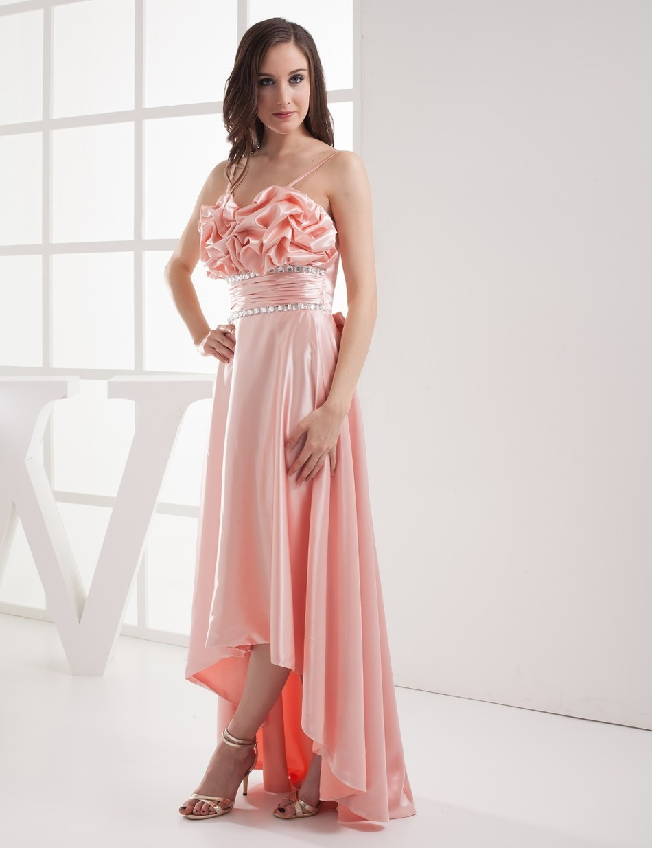 Bonito Vestidos De Dama De Caramelo Inspiración - Colección de ...