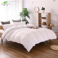NEW family style solid white Gray plaids linens washed cotton USA Twin Queen King Size bedding sets pillowcase 3pcs hotel home