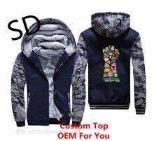 Dropshipping 3D hoodies hombres vengadores arte pop hombres sudadera guerra  Harajuku cremallera chaqueta 4XL camisetas hombre b3b718f0e6a