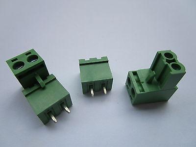 15 x 2EDG5.08 Vis Bornier Connecteur 3 Positions 5,08 mm