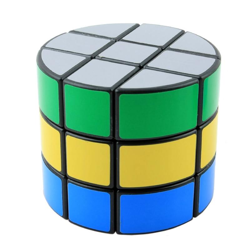Moyu Mofang Classroom Column Redi Magic cube Stickerless Shape Cube Specail Game Cubes Educational Toys for Children Kids