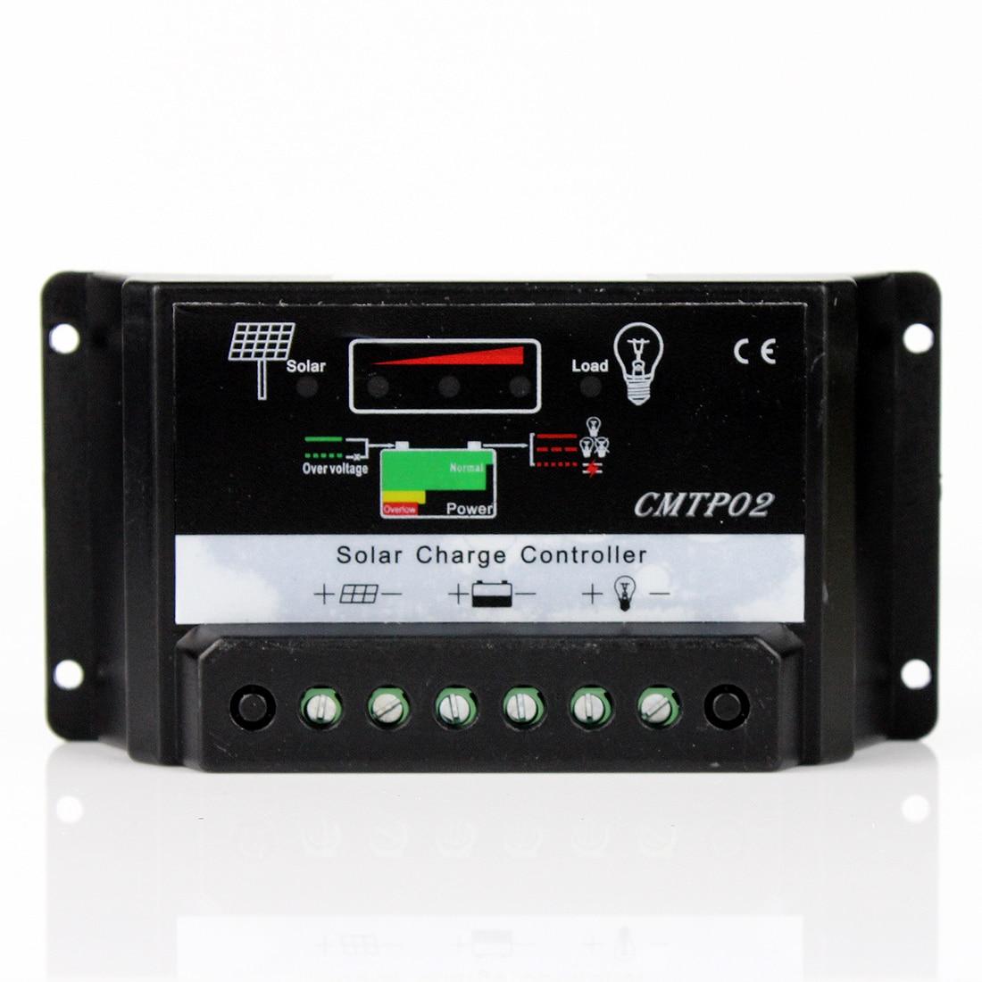 高品質 10A Mppt 太陽電池充電コントローラレギュレータ 12V 24V オートスイッチ M00 PK 2015 新