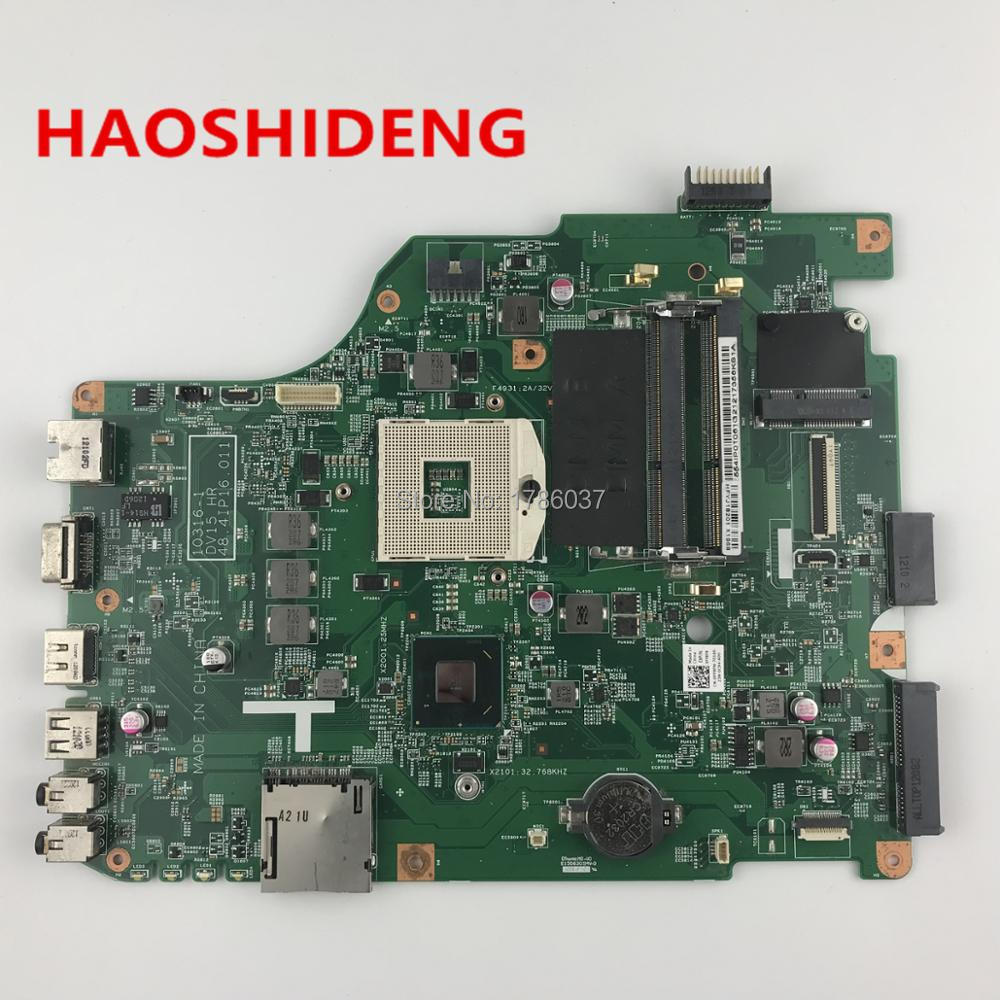 CN-0FP8FN 0FP8FN 10316-1 for DELL N5050 series motherboard 48.4IP16.011,All functions fully Tested !! free shipping a000394600 da0bltmb6f0 for toshiba satellite l50 l50 b series motherboard all functions 100% fully tested