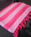 Victoria Brand VS Secret Pink Cotton Blanket Large Beach Towel Cotton Shawl Multi-functional Scarf Covering Blanket 140 * 180cm