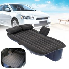 Car Back Seat Cover Air Mattress Travel Bed Inflatable Mattress Air Bed High Quality Inflatable Car Bed with Inflatable Pump