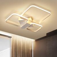 White aluminum Modern Led Ceiling Lights For Bedroom kitchen Plafon Home Lighting lamparas de techo Ceiling Lamp light fixtures