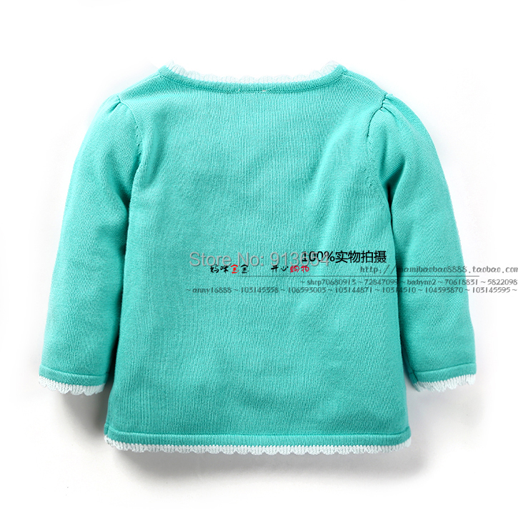 7219cdbc5 new 2015 Spring autumn baby clothing girls sweater coat Cardigan ...