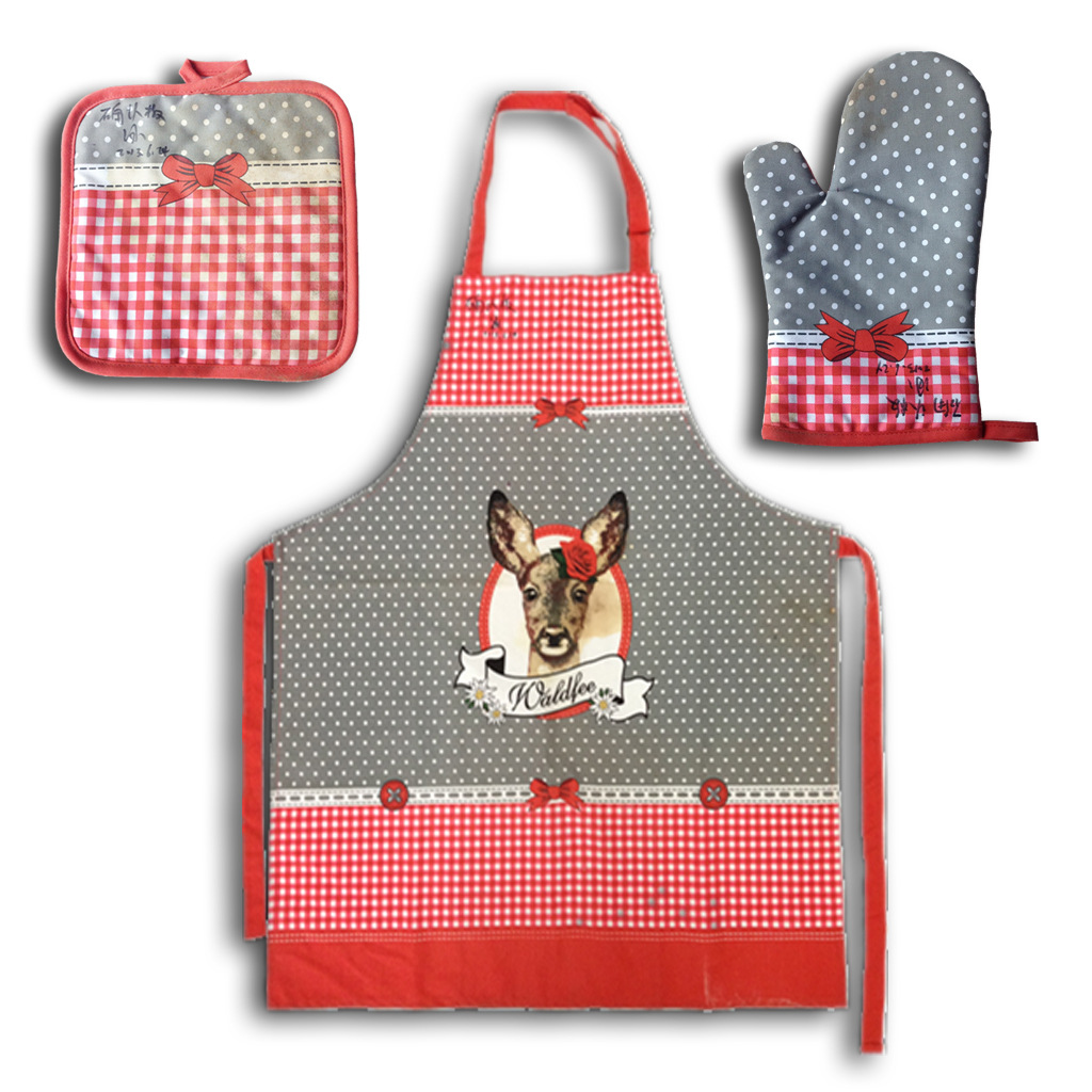 Kitchen Gift Popular Apron Gift Set Buy Cheap Apron Gift Set Lots From China