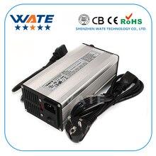 LiFePO4 cargador inteligente de batería para silla de ruedas eléctrica, cargador de batería de 29,2 V, 12A, 24V, 8S, 24V