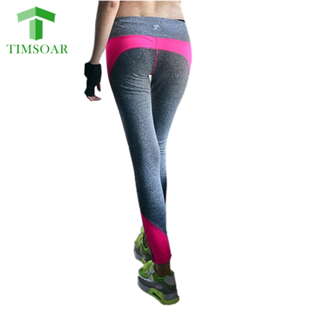 Prix pour Timsoar Femme De Yoga Sport Pantalon Fitness Legging Collants Running Hit Couleur Pleine Longueur Pantalon Costume pour College Basketball XS/S