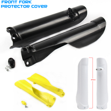 Front Fork Protector Covers Fork Guards For KTM SX SXF XC W EXC F Husqvarna TC FC TE FE 125 250 300 350 501 Motocross 2016 2018