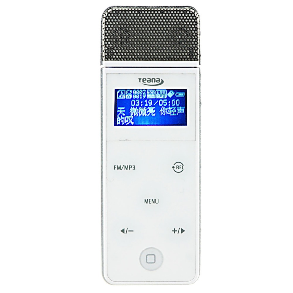 Megafeis E60 MINI Karaoke Machine Pocket Handheld MP3 Free
