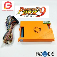 Pandora Box 9 1500 In 1 Family Arcade Game Motherboard Multi Game Pcb HDMI VGA Usb Joystick For Pc Tv Ps3 Pandora Box 9