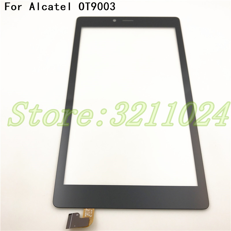 100% Tested For Alcatel One Touch Pixi 4 7.0 9003 OT9003 9003A 9003X Touch Screen Digitizer Front Glass Panel Sensor+Tools image