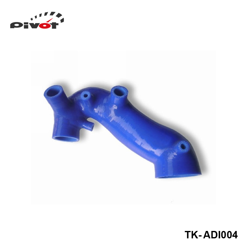 PIVOT-SILICONE AIR INTAKE INDUCTION HOSE PIPE for Audi A4 1.8T Avant B6/B7 (1pc) PT-ADI004