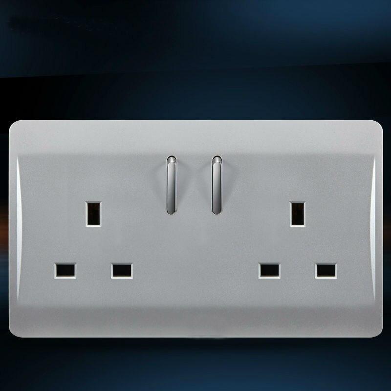 Aliexpress.com : Buy UK Standard, 13A, Wall Power Socket with ...