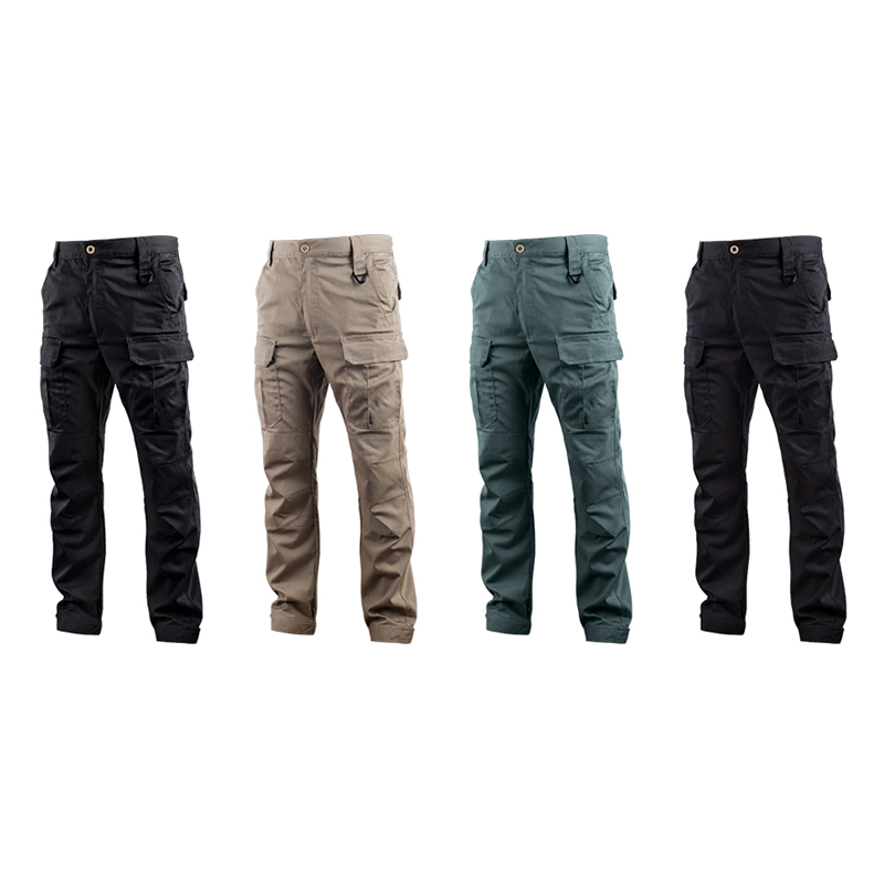 2018 New IX5 tactical pants men's Cargo casual Pants Combat SWAT Army  active Military work Cotton male Trousers mens