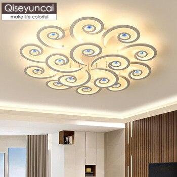 Qiseyuncai 2019 neue wohnzimmer led decke lampe atmosphäre ...