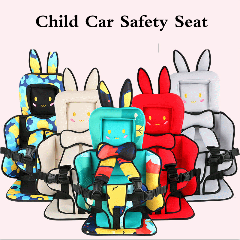 Dropshipping Baby Safety Seat Child Car Seats Toddler Carrier Cushion Pad Infant Safe Belt Seat Thicken Mat Kids Travel Car Seat