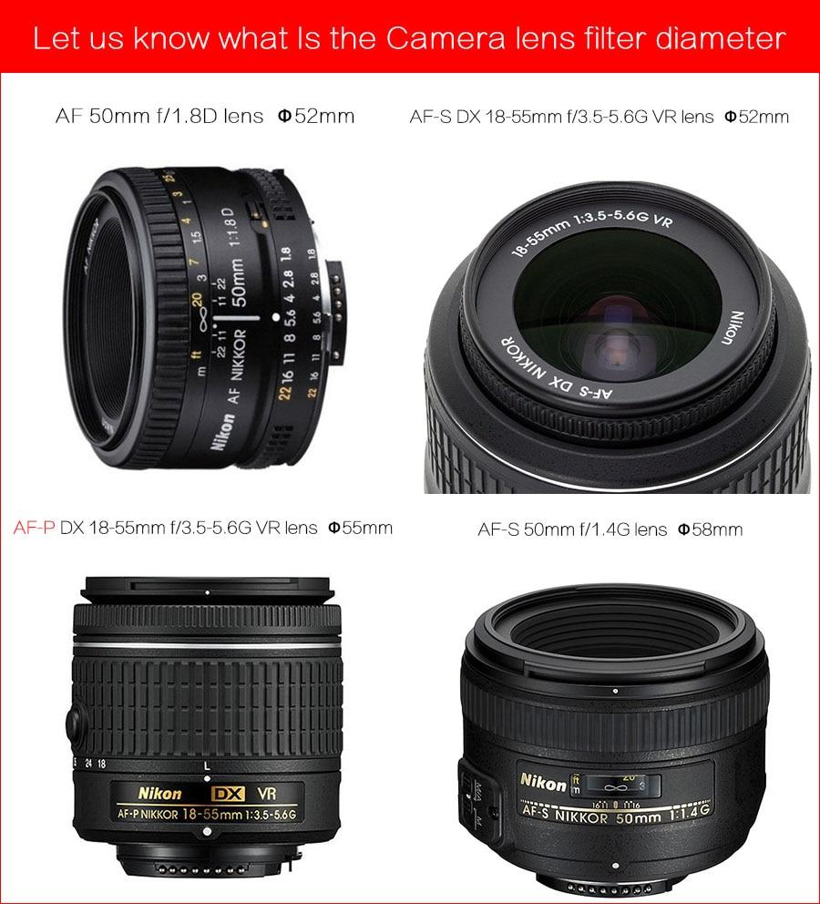Nikon D80 D90 D3300 D3400 D5200 D5300 D5500 D7000 D7100 Yenidən - Kamera və foto - Fotoqrafiya 5