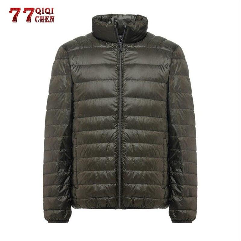 Waterproof Jacket Coats Outwear Spring Lightweight Ultralight Autumn Casual 5XL White