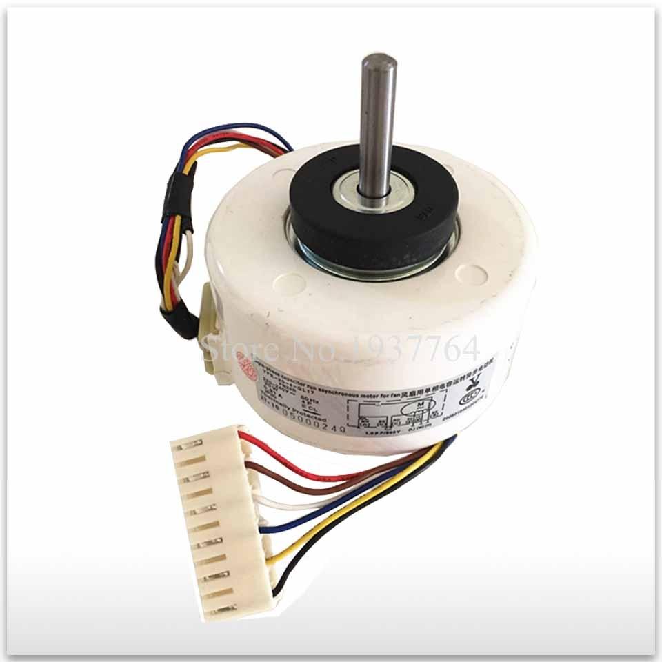 100% new for Gree air conditioner motor FN20R = FN20X (YYR20-4A) Fan motor good working обогреватель gree ndyt 16a