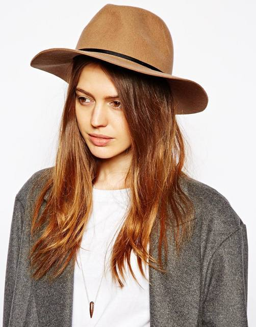 1 Lot Fashion chapeau M&T Felt Fedora Hat  2015 HOT SALE NEW ARRIVAL FOR LADY