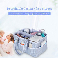 Home Baby Diaper Storage Bag Maternal And Child Supplies Storage Bag Electronic Accessories hard drive Storage bags 19jun12