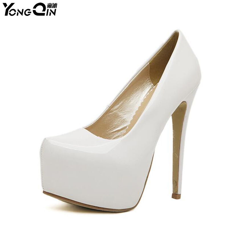 best high heel pumps 15cm ideas and get free shipping