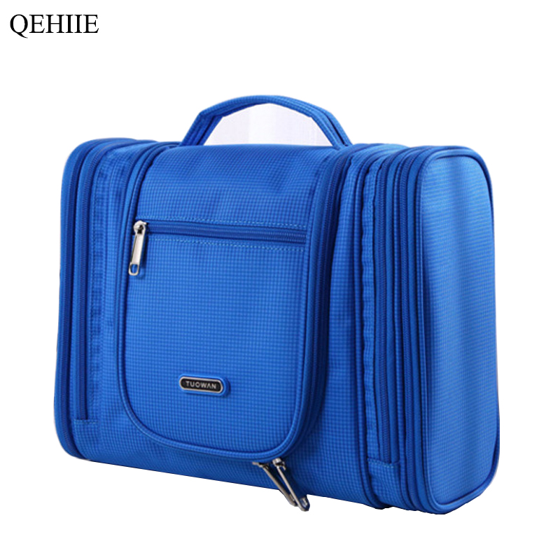 New Travel Men Organizer Cosmetic Bags Daily Essential Portable Hook Make Up Pouch Brand Multifunctional Woman Toiletry Bag Case new travel men organizer cosmetic bags daily essential portable hook make up pouch brand multifunctional woman toiletry bag case