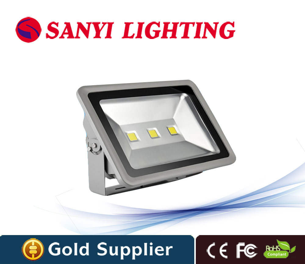 AC85 265V 100W 150W 200W font b LED b font Floodlight Outdoor Waterproof font b LED