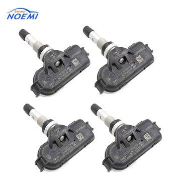 YAOPEI 4PCS 52933-2S410 433MHz TPMS Sensor For Hyundai IX35 Elantra Equus i40 For Kia Sportage 529332S410