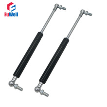 360mm Center Distance 140mm Stroke Gas Spring 40KG Force for Furniture Gas Strut Lift M8 Joint Point