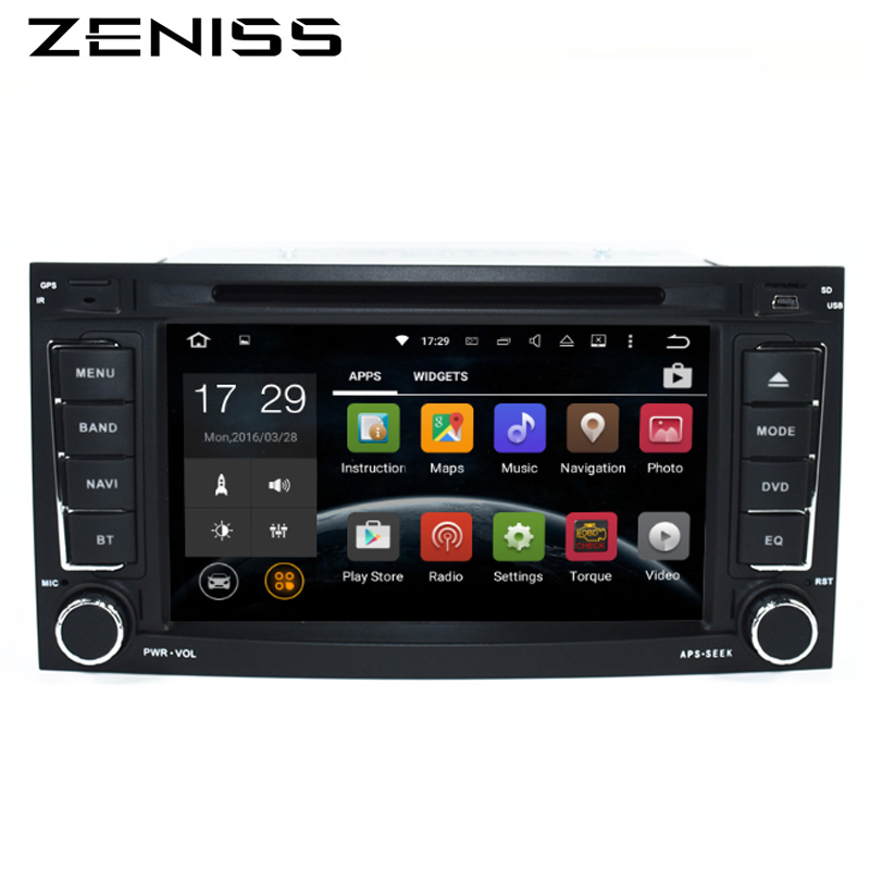 Freeshipping wholesale Android 2DIN car dvd player for VW Touareg GPS navigation 2din car radio RDS wifi miralink obd dvr option