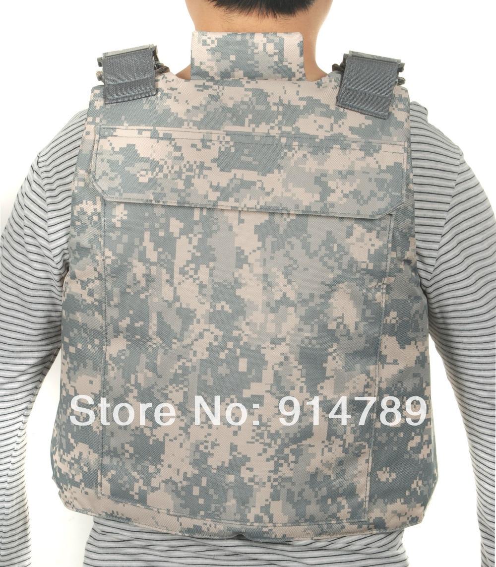 Táctico AIRSOFT PAINTBALL cuerpo chaleco armadura ACU CAMO-33947