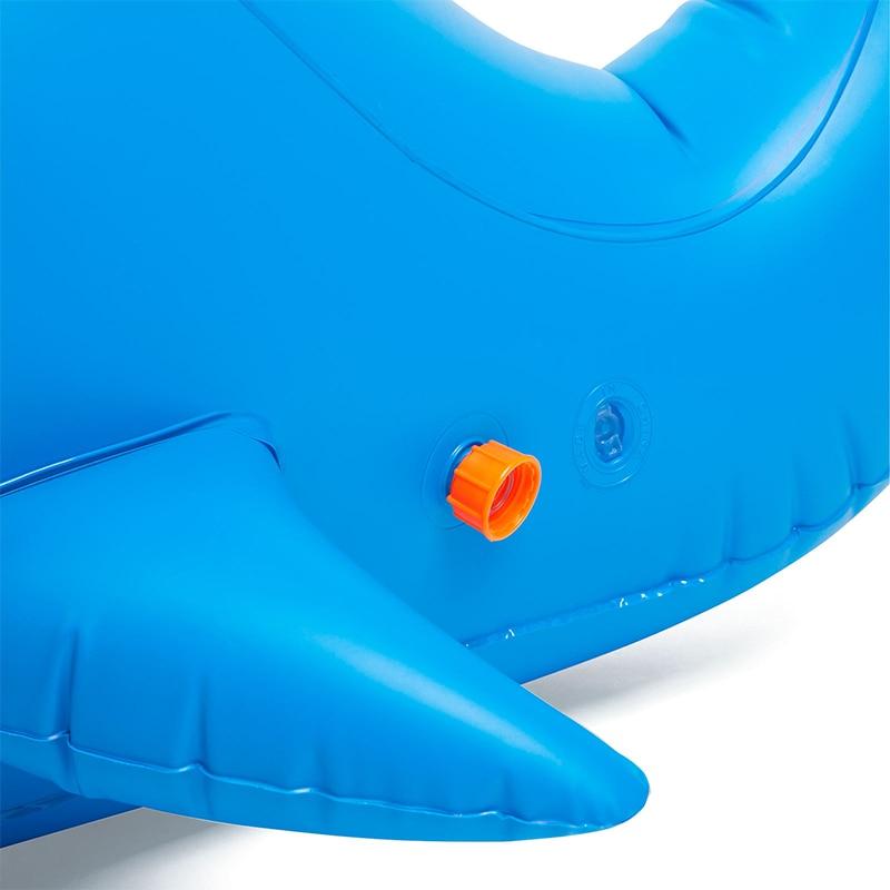 YHSBUY 110cm Giant Blue Whale Yard Sprinkler Балалар - Су спорт түрлері - фото 4