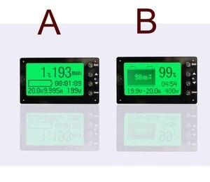Image 2 - Счетчик кулонов TF03 для электровелосипеда, измеритель емкости и напряжения литий ионного аккумулятора Lifepo4, кулометр 50 А 100 А 350 А 500 А