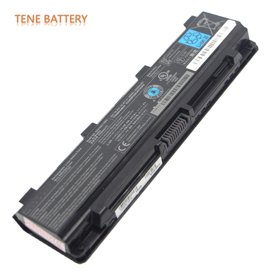10.8V 48Wh Original New Laptop Battery PA5109U-1BRS for Toshiba Satellite C855D C55 C50 PA5109 PA5109U L800 L830 PABAS26010.8V 48Wh Original New Laptop Battery PA5109U-1BRS for Toshiba Satellite C855D C55 C50 PA5109 PA5109U L800 L830 PABAS260
