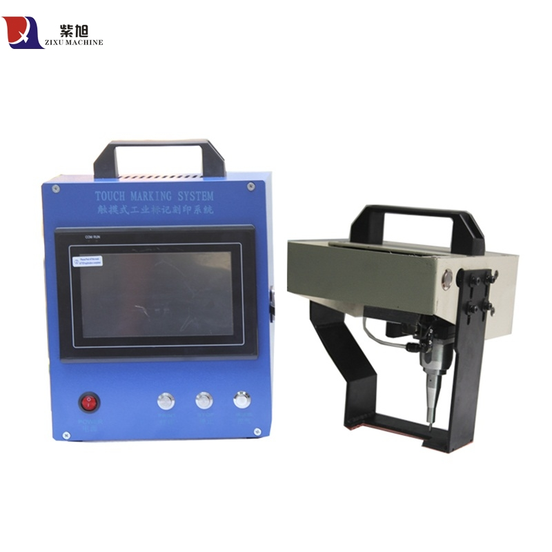 Zixu Dot Peen Toyota Chassis Number Vin Number Marking Engraving Machine Factory Sale
