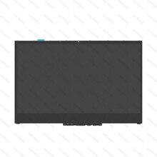 """15.6 """"wyświetlacz LCD z ekranem dotykowym Digitizer + ramka do Lenovo Yoga 730 15IKB 81CU Yoga 730 15IWL 81JS NV156QUM N51 N156HCE EN1"""